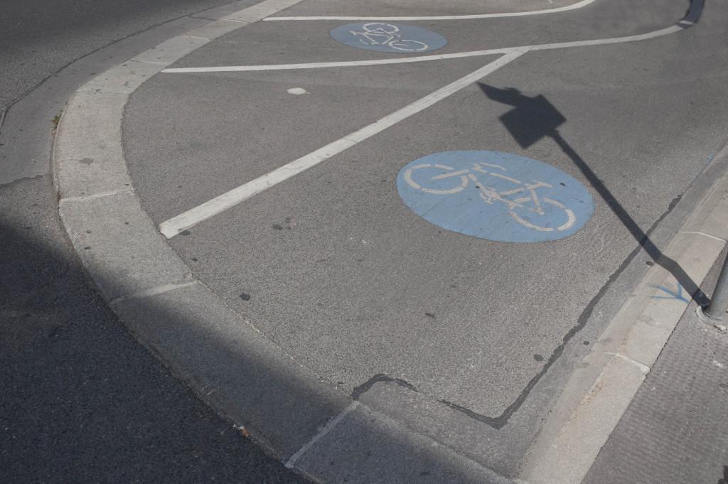 1200 km de réseau cyclable