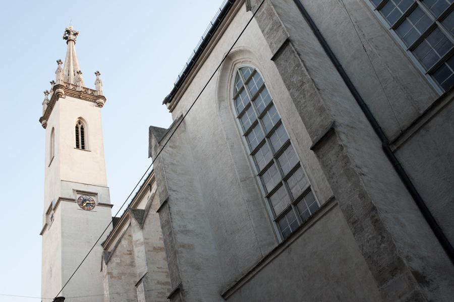 Habsbourg, Augustinerkirche, Augustins, Herzgruft, crypte des Augustins