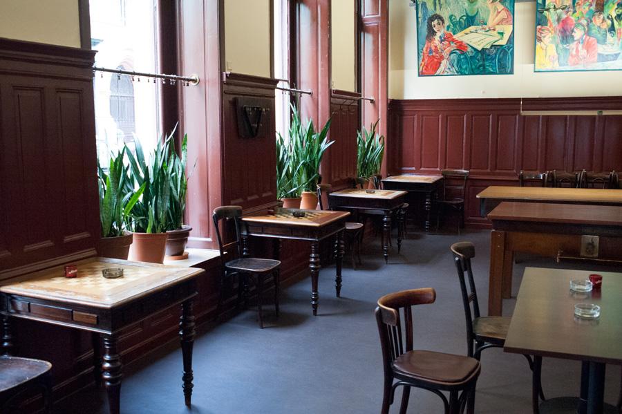 Kaffeehaus, blog, Café, Vienne, Anzengruber