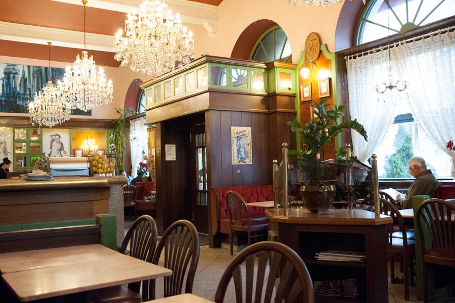 Kaffeehaus, blog, Café, Vienne, Raimund