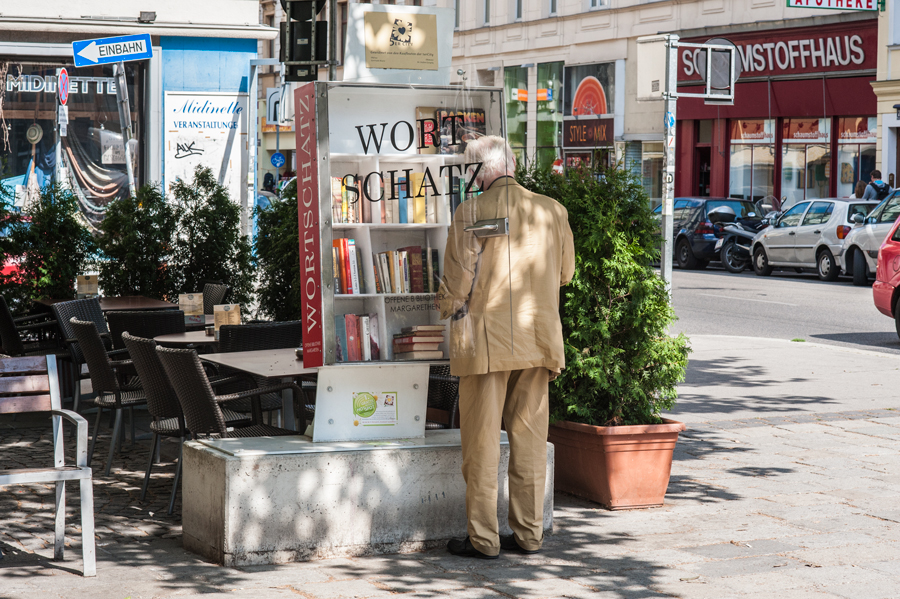 Bücherschrank, armoire à livres, BookCrossing, Franck Gassner