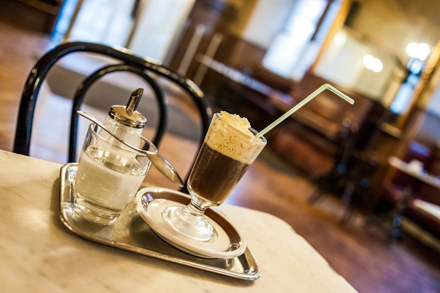 Blog, Entropy, Einspänner, Café Am Heumarkt, Cafés viennois, Kaffeehaus, Kaffeevariationen, Wien
