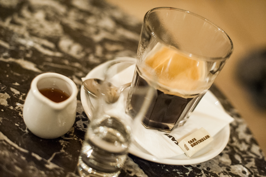 Blog, Entropy, Kaffee Sobieski, Café Drechsler, Cafés viennois, Kaffeehaus, Kaffeevariationen, Wien