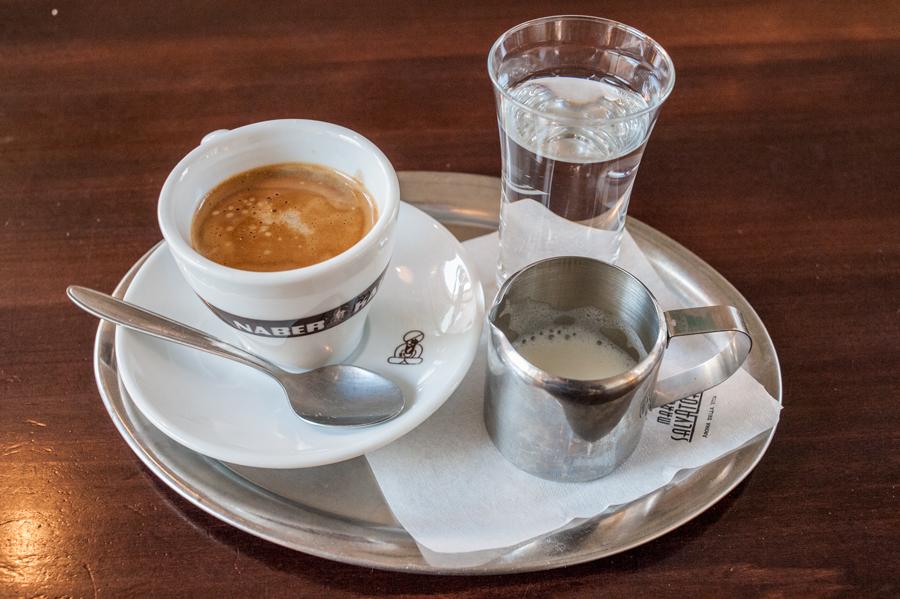 Kaffeehaus, cafés viennois, Vienne, Wien, Grosser Brauner