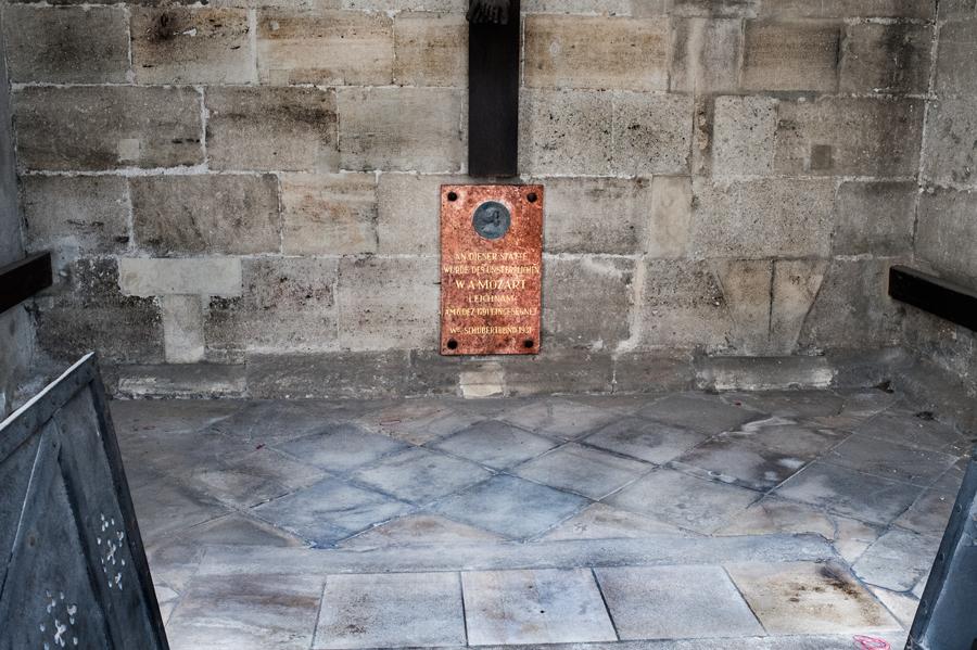 Mozart, Cimetière Saint-Marc, Zentralfriedhof, Vienne, Wien
