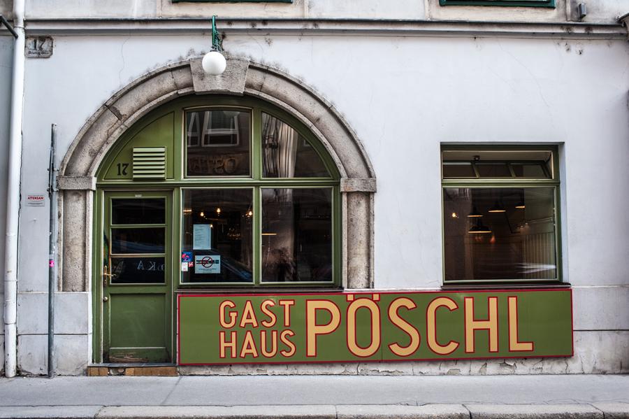 Gasthaus, restaurant, Vienne, Wien